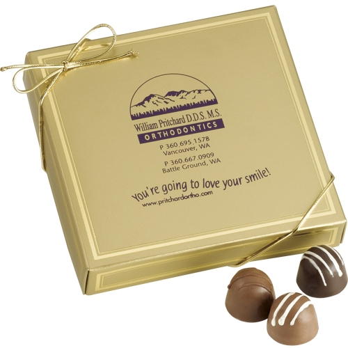 16pc truffles in gift box