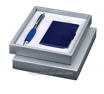 BALLPOINT / BUSINESS CARD HOLDER SET