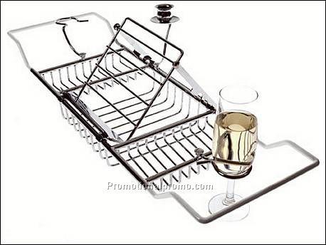 Bathtub caddy chrome wire. BOX32... China Wholesale| #BPB59822