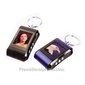 Digital Photo Frame Keyring