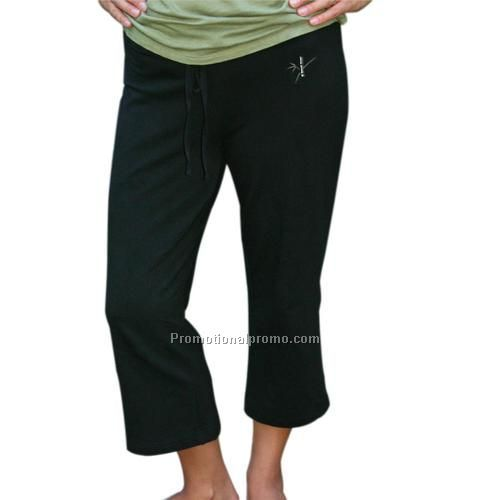 Pants - St. Croix Bamboo Organic Cotton Capri China Wholesale