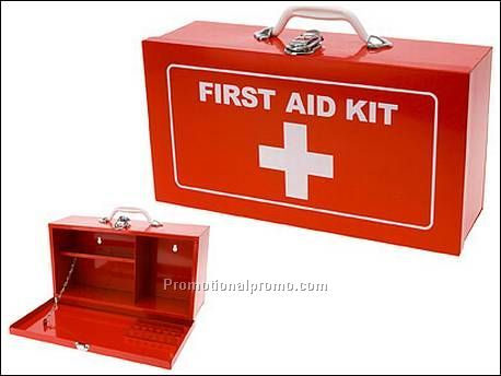 First Aid Kit medicine cabinet red China Wholesale