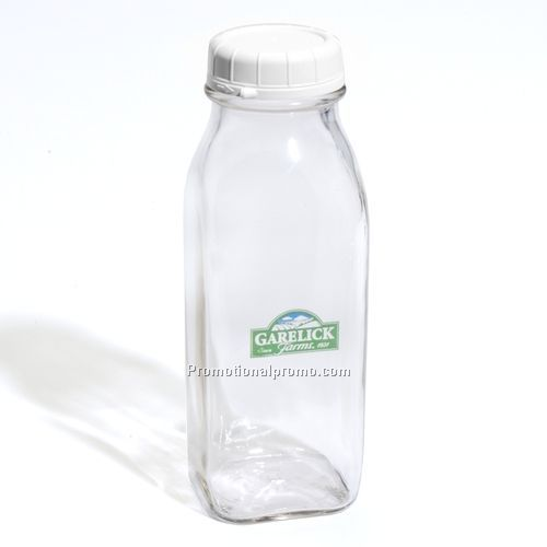 Milk Bottle - 500ml Glass Milk Bottle