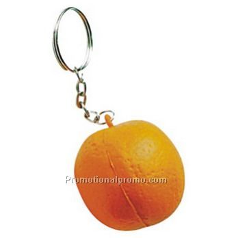 Orange keychain