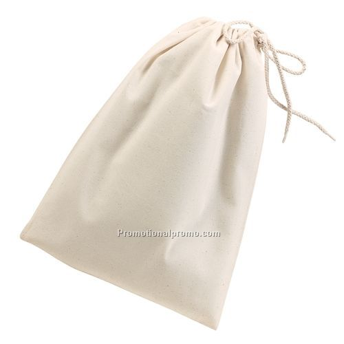 Shoe Bag - Port & Company, Shoe Bag, Cotton
