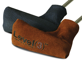 Universal Putter Cover, Leather
