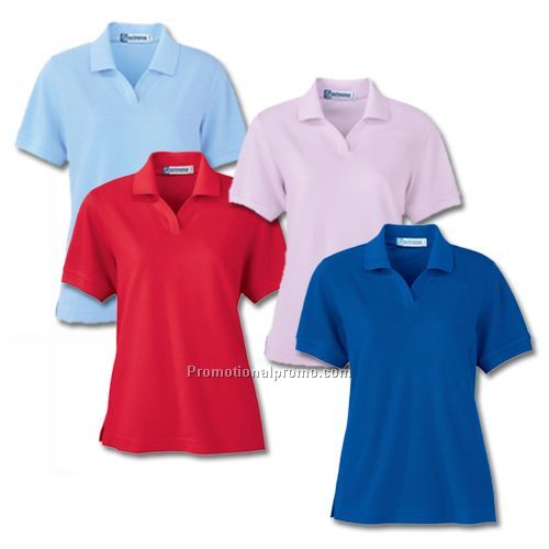 Polo shirt ladies 39 extreme 60 combed cotton 40 for Custom polyester polo shirts