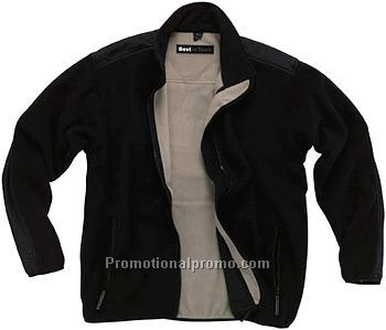 BEST IN TOWN MENS FLEECE JACKETWholesale ChinaIdeas Sourcing