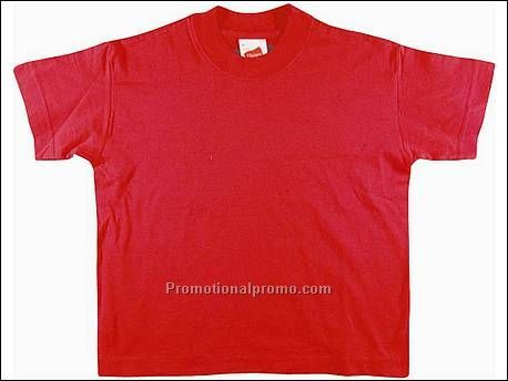Hanes T-shirt Top-T Junior, Red