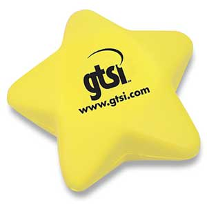 Stress Ball - Star
