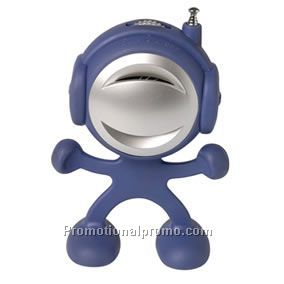 Bubble Man FM Radio Scanner