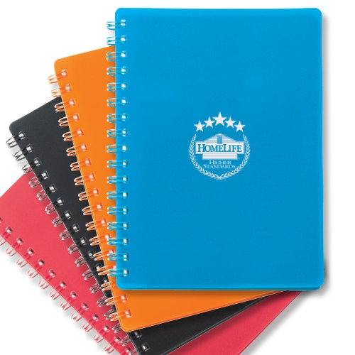 Solid Color Notebook - 4  X 6