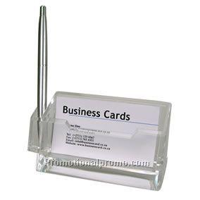 Name card holder china wholesale name card holder acrylic penbusiness card holder colourmoves