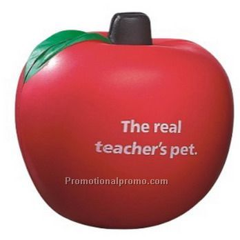 Apple shaped PU Stress Reliever