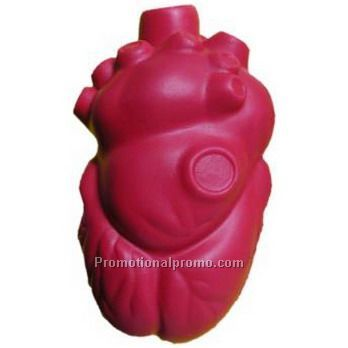 Promotional Heart Stress Reliever,Nice Heart PU Toy