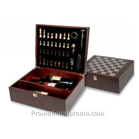 Wooden Wine Gift Box Set China Wholesale Wgw54953