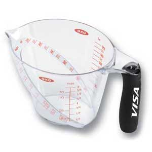 Oxo Angled Measuring Cup Promotional