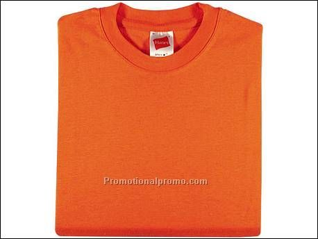 aa7bab56 Hanes T-shirt Crew Neck Spicy, Orange,Wholesale China,Hanes T-shirt ...