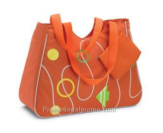 Aquarium. Beach bag