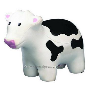 Cow shaped PU Stress Reliever