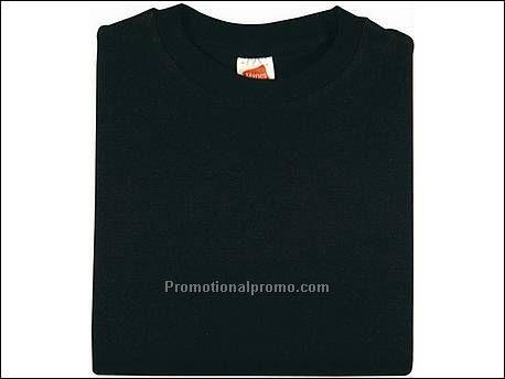 Black Hanes t Shirt Hanes T-shirt Crew Neck Spicy