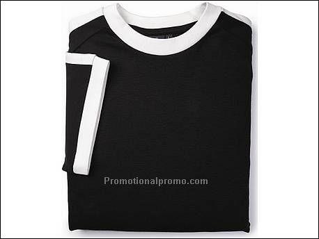 Black Hanes t Shirt Hanes T-shirt Fit-t Stripe