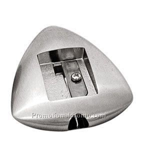 NICKEL SATIN SHARPENER TRIANGLE