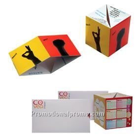 Paper Pop Up Magic Cube
