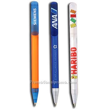 Prodir Twist Retractable Frosted Case Ball Pen