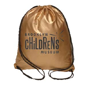 Drawstring Backsack Gold