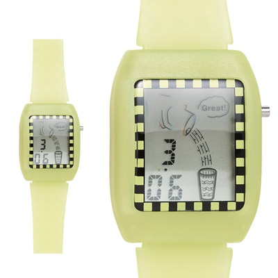 Animated Digital Watch