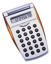 Imprinted Calculators