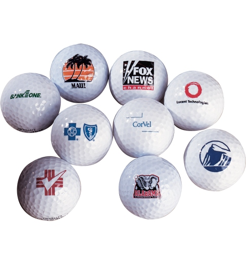 Tour select golf balls