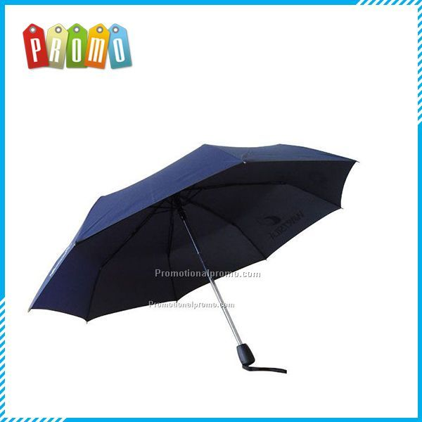 Auto 3 folded umbrella