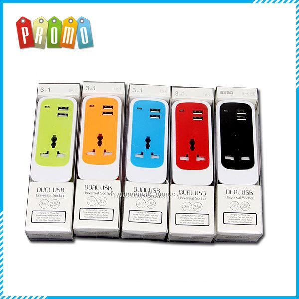 OEM logo multifunctional adapter charger