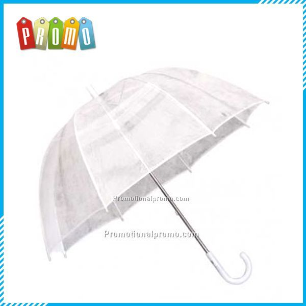 Clear Dome Rain Umbrella