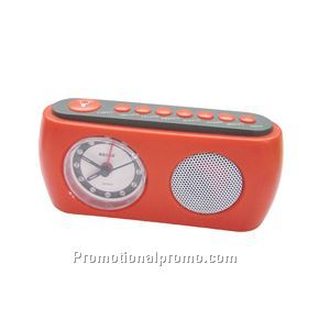 Multi-functional music Alarm Clock