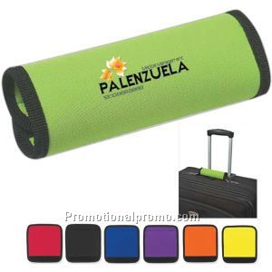 Promotional Neoprene Luggage Gripper, Easy To Identify Luggage