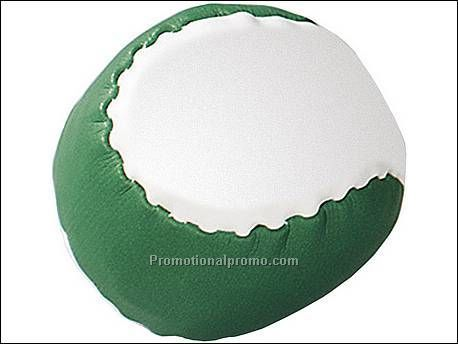 Antistressball wit/groen