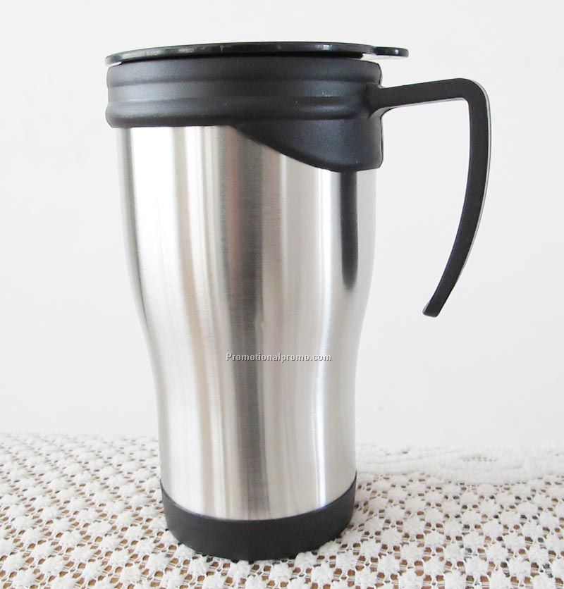 Travel car mug, Double Wall Mug