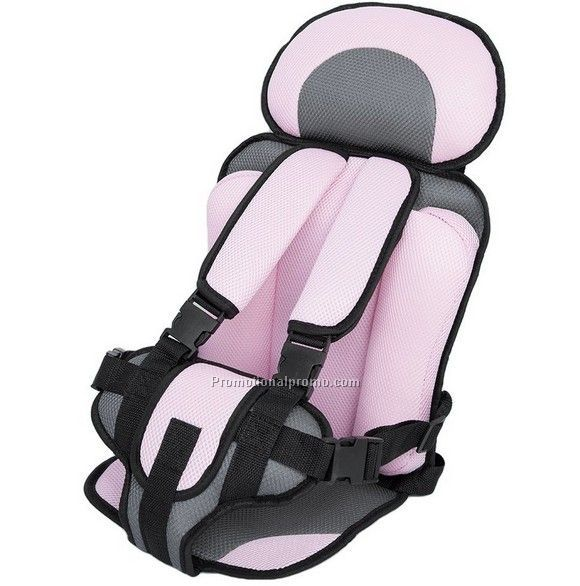 Hot Selling Portable Pink Baby Safety Car Seat Kids Chairs