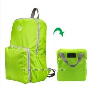 2015 new design foldable backpack