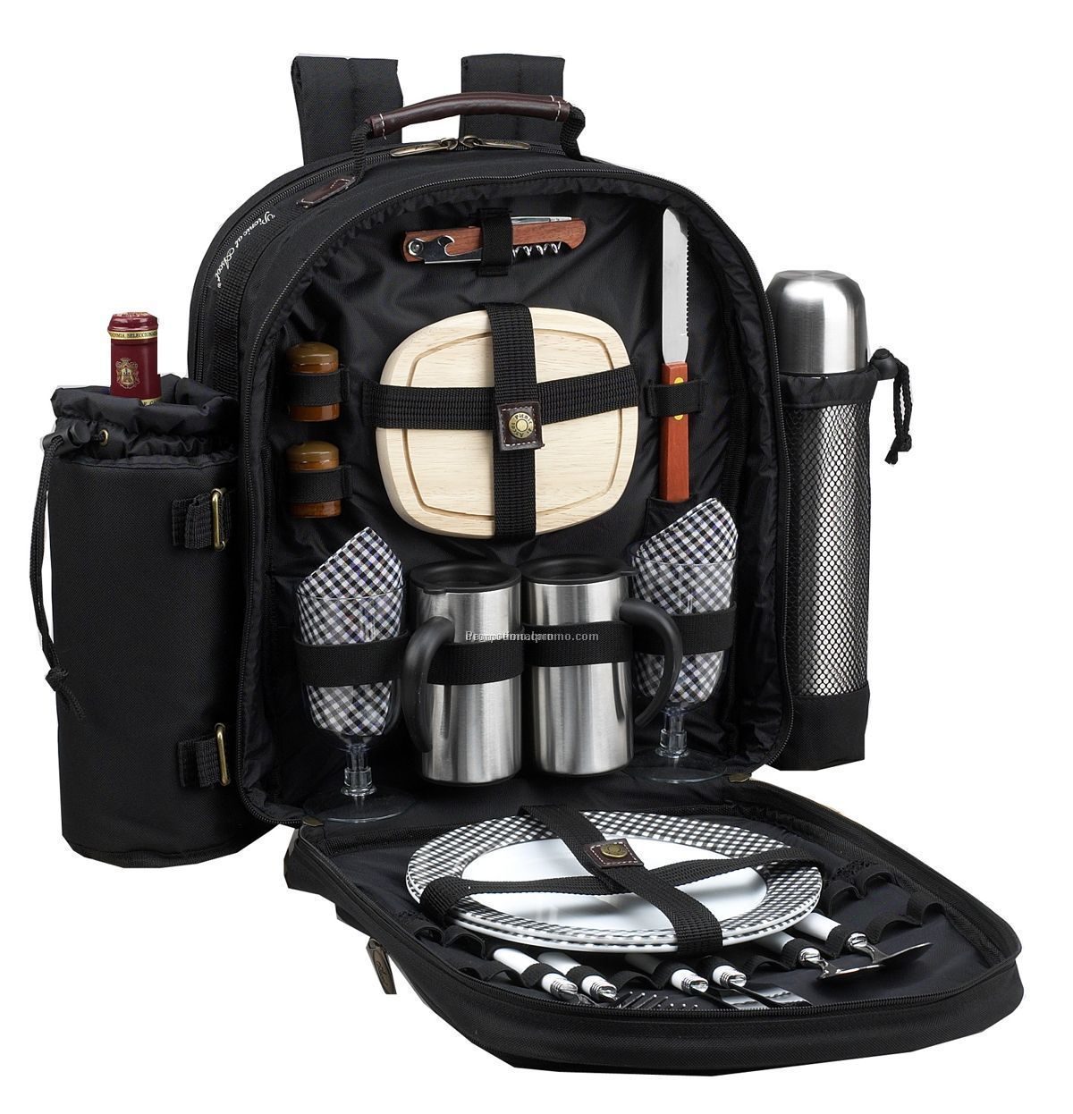Wholesale stocked outdoor backpack set