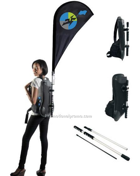 Backpack Feather Banner China Wholesale Bb100415