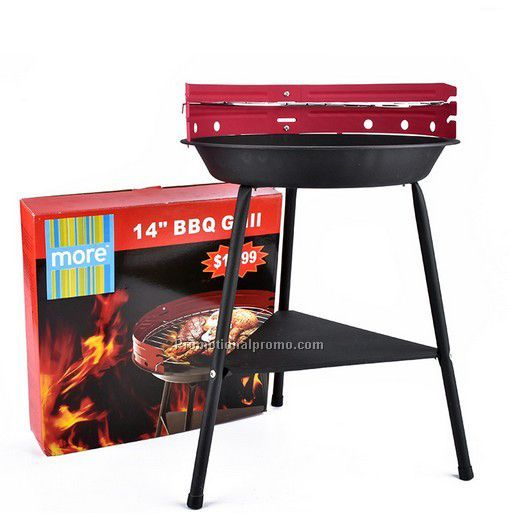 "14"" Barbecue Grill"