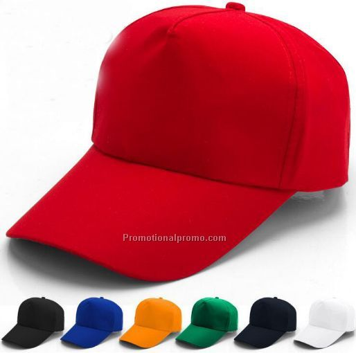 Cheap price custom embroidery or printing Cotton Baseball Cap