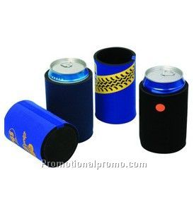 Custom Printing Neoprene Can Cooler
