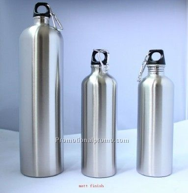 750ML Stainless Steel Bottle Water