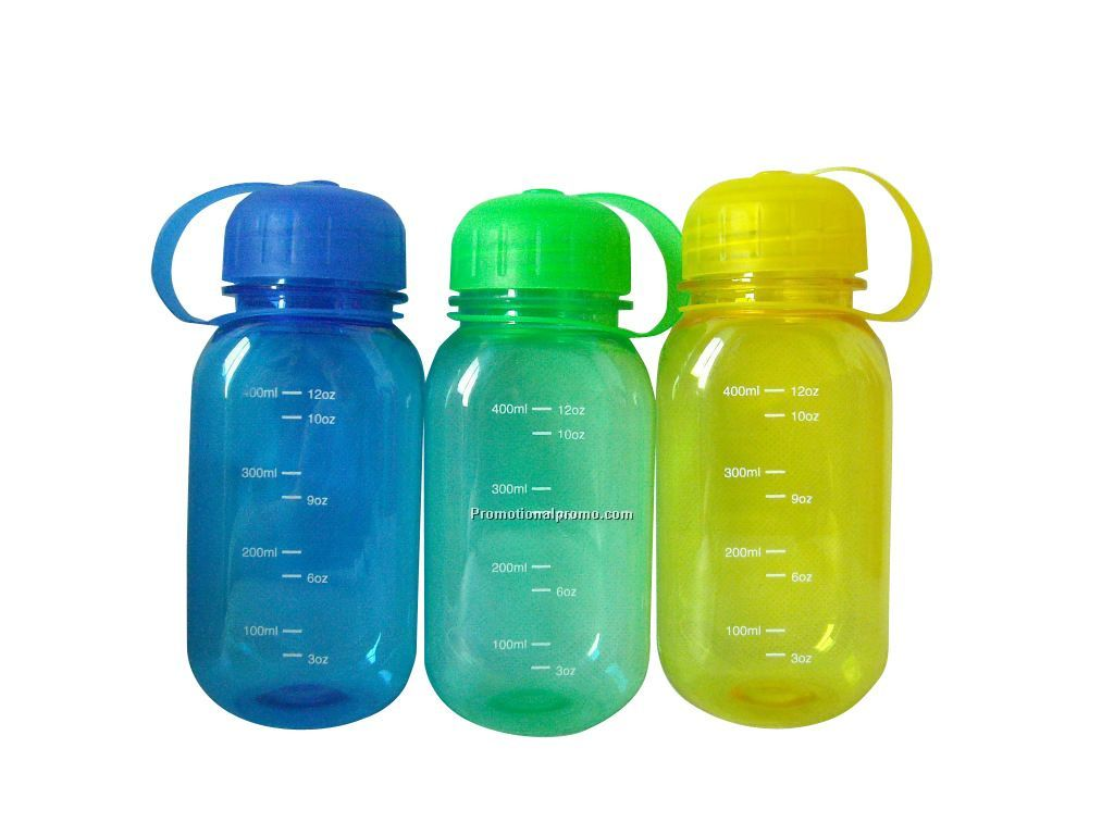 BPA free Printed Plastic Bottle