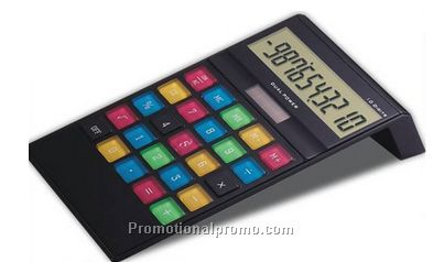 Dual Power 10 digit Calculator